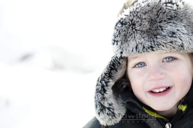 dec 9- snow play
