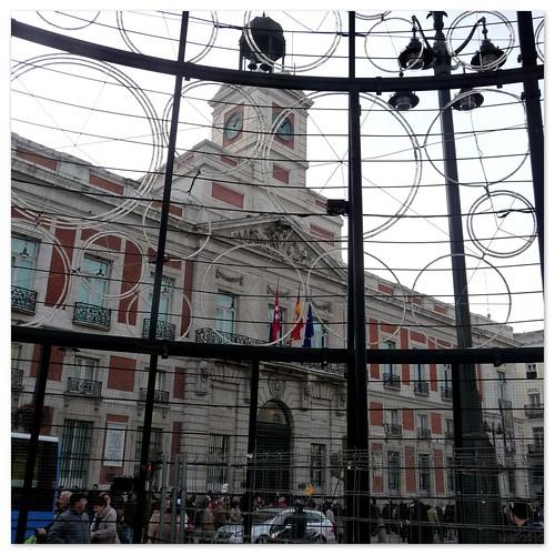 11 de diciembre en la Puerta del Sol