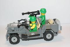 Ford Mutt (Gabry$) Tags: ford mutt war lego vietnam