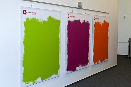 Farbe für die Medieninformatik