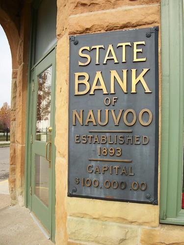 State Bank of Nauvoo