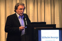 Prof Ansorge (GoldenHelix Symposia) Tags: institute research medicine genetic biomedical genomics symposia genome pharmacogenomics goldenhelix translational patrinosgeorge
