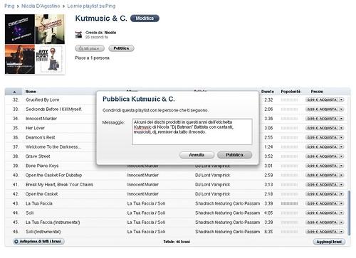 Ping - Le mie playlist - Playlist - Condividi.png