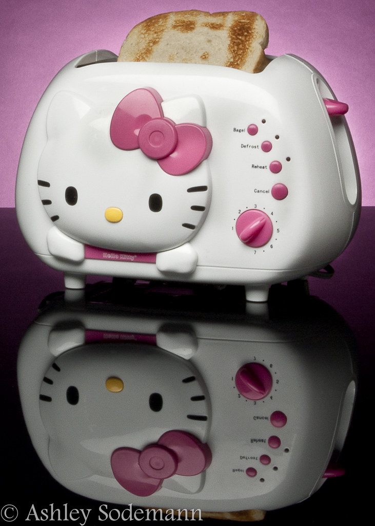 Toy oven kids toaster