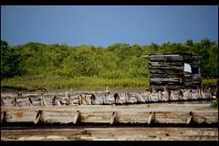 Montecristi, RD (Universos Paralelos by AD) Tags: wood house salt salinas rd salthouse montecristi