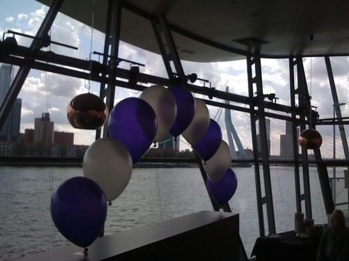 Heliumboog Blitz Rotterdam