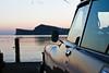 rocca di manerba.... (el_mo) Tags: sunset lake car lago san garda tramonto citroen ds porto felice pallace macchina manerba