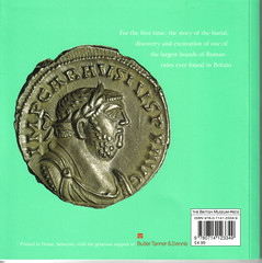 The Frome Hoard back cover