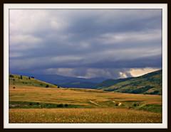 Storm comes from Vladeasa (CameliaTWU) Tags: mountains rain village romania vladeasa margau abigfave westerncarpathian