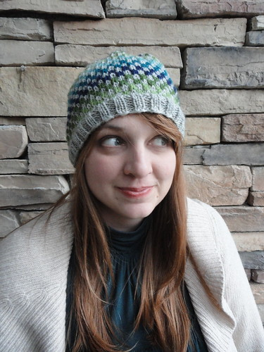 Checkerboard Hat - Kara