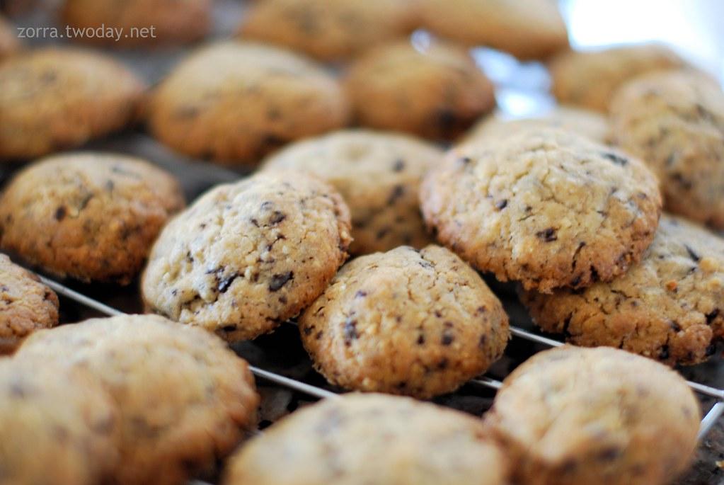 Vanille-Zimt-Cookies, die Rettung!