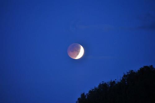 Eclipse de luna 21/12/2010