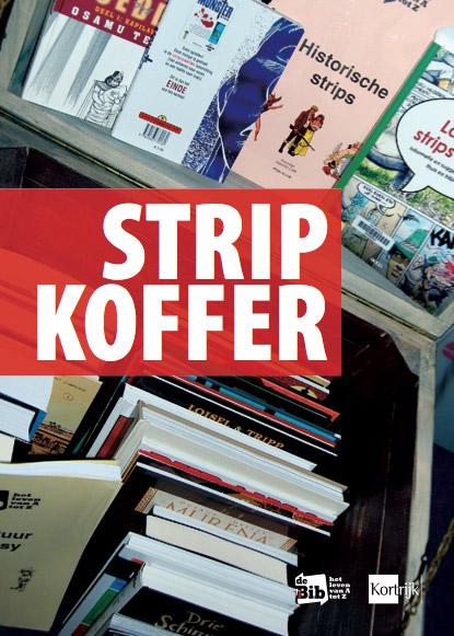 De stripkoffer stripverhalen en lespakketten voor het middelbaar