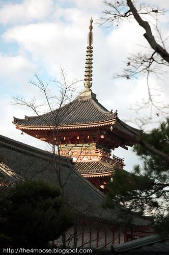 Kiyomizu-dera 清水寺 - Sanju-no-to