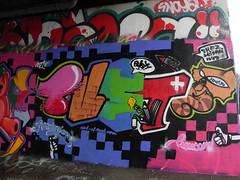 graffiti (wojofoto) Tags: streetart amsterdam graffiti bust hof 2010 flevopark insulindeweg schellingwouderbrug wojofoto bustart