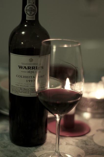 1997 Warre's Colheita Port
