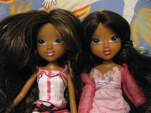 Moxie Bria & Sasha