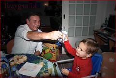 Cin Cin (Elisadc) Tags: baby water wine nonno granfather brindisi cin lizzygrafik