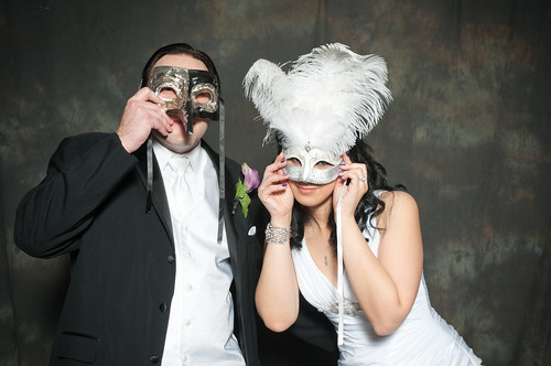 Wedding Masquerade