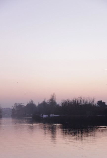 Sunset - River Thames