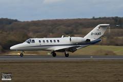 D-IAMO - 525A-0166 - Windrose Air - Cessna 525A Citation CJ2 - Luton - 100226 - Steven Gray - IMG_7500