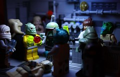 Place to go (leg0fenris) Tags: bar star lego tusken boba wars fett bossk dengar