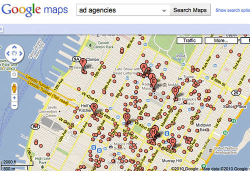 Ad Agencies in New York City
