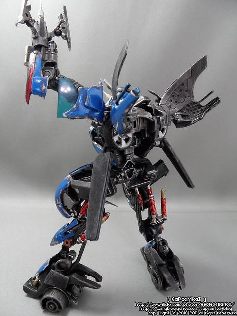 Transformers ROTF Jolt toy 7