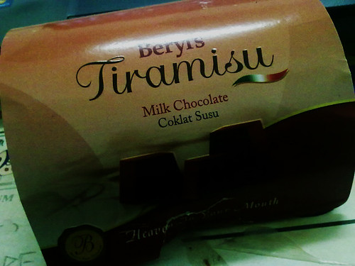 Coklat Beryl's Tiramisu