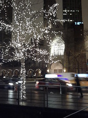 Christmas on Michigan Ave