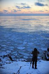 Exploring Sweden... (JanAnneO) Tags: sunset cloud snow ice denmark nikon sweden pancake kullen 5012 d3s