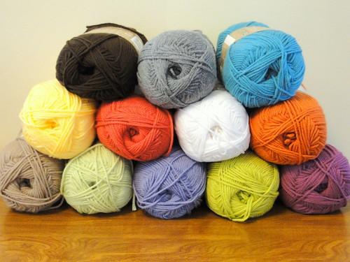 pretty yarn