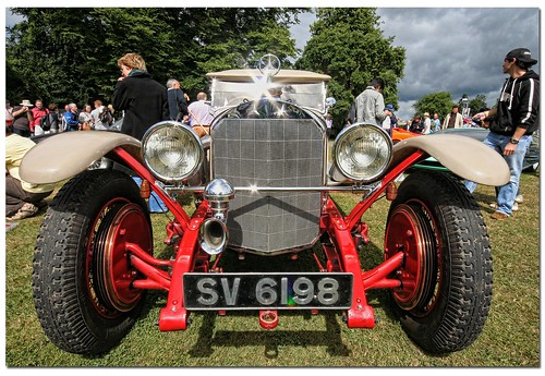 1927 Mercedes-Benz 26/180 S-Type Rennsport.