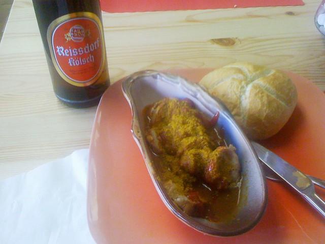 Kölsch Und Currywurst!