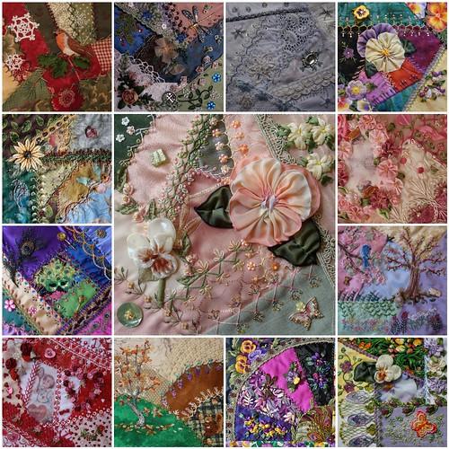 2010 Round Robin Stitching