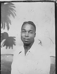 From the Photo Album of Annie B Segrest of Macon, Georgia - circa 1940s
