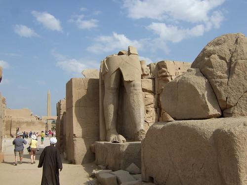 Strolling Karnak