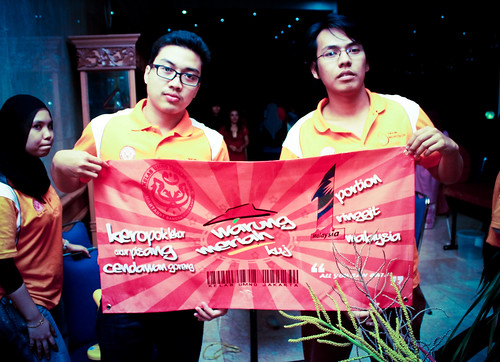 Malaysian Festival 2010 :: Our Banner