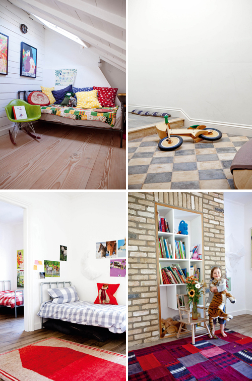 A LONDON FAMILY HOME | THE STYLE FILES