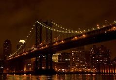 Manhattan Bridge (EricK_1968) Tags: nacht newyorkbynight nationalhistoriclandmark newyorkpanorama nowyjork panoramanewyork mygearandmepremium mygearandmebronze mygearandmesilver mygearandmegold ooklynbridgexviewphotosfromyouorfromeveryonenewyorkcityxnyxnewyorkxviewphotosfromyouorfromeveryoneusaxviewphotosfromyouorfromeveryonesepiaxnightxci aboveandbeyondlevel1