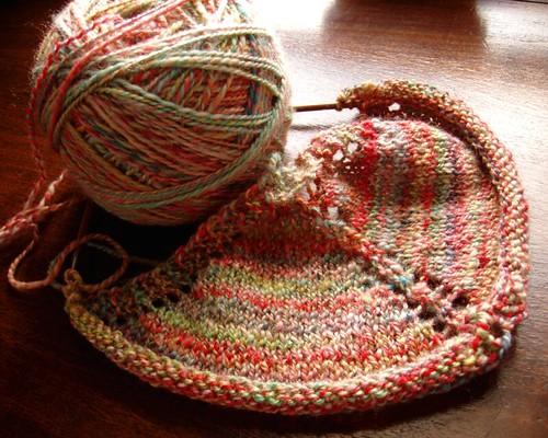 new year shawl