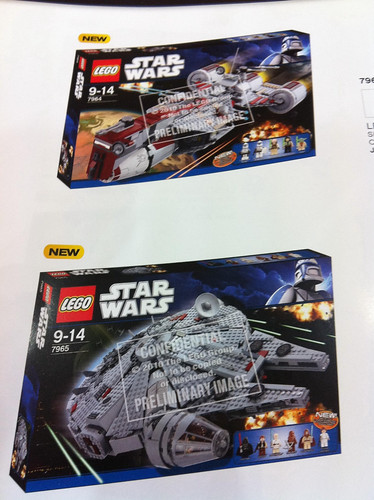 2011 lego star wars summer sets (Set)