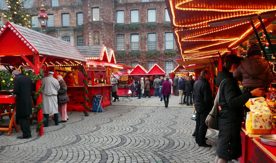 Dusseldorf Christmas Trip