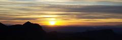 Sunset. Big Bend National Park, Texas, USA.