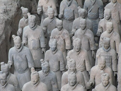 Terracotta Warriors, Xi'an, China