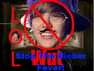 Stop the bieber