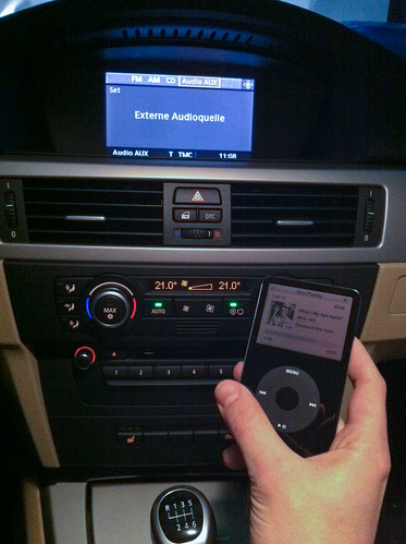BMW Navi Business & iPod