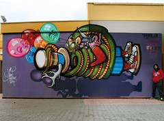 Mr.Wany (Heavy Artillery) Tags: italy south tribute brindisi 2011 jacovitti wwwwanyonecom