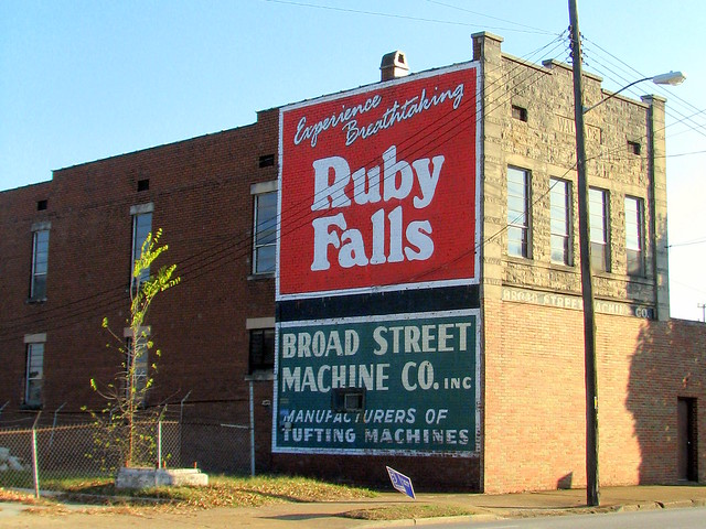 Ruby Falls / Broad St. Machine Co.