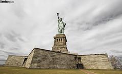 () Tags: new york city statue canon de liberty libertad la 7d estatua nueva 1022mm sendoa